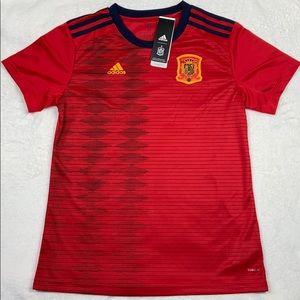[ ADIDAS ] RFEF Soccer Jersey